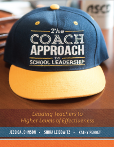 The Coach Approach Book Cover