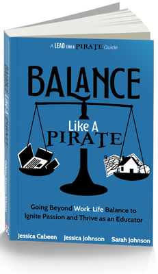 Balance Like a Pirate Book